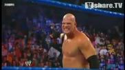Wwe Bragging Rights 2010 Kane vs The Undertaker Part 1 2 (hq