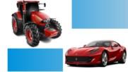 Защо ти е Ферари, като имаш трактор!