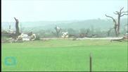 Tornado Hit Small City Of Van, Texas Dozens Injured