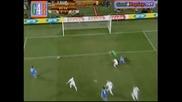 24.06.2010 Словакия - Италия 2:1 Гол на Антонио ди Натале - Мондиал 2010 Юар