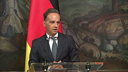Russia: 'No state has the right to dictate Europe's energy policy' - German FM Maas