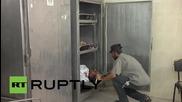Палестина: Четирима са мъртви след експлозия на ракета