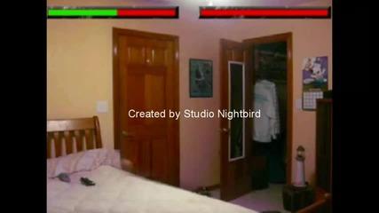 Лигльото реална игра на Mortal kombat Адски смях