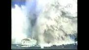 Ето Какво Става, Когато Торпедо удари Кораб