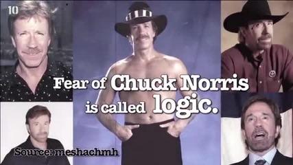 10 факта за Чък Норис.