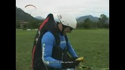 Paragliding  -  Italy Monte Cornizollo