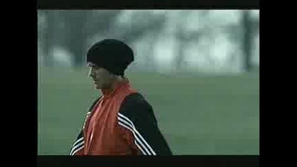 Beckham, Zidane, Kaka And Kahn