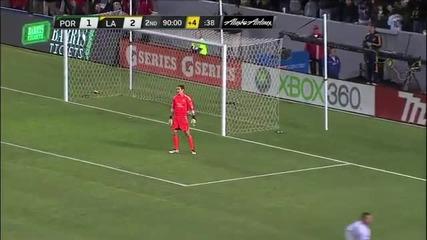 Goal Beckham_s wonder strike seals victory -