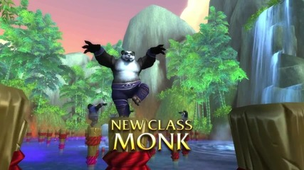 World of Warcraft Mists of Pandaria trailer