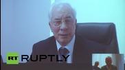 Germany: Ex- Ukrainian PM Azarov discusses Ukraine crisis at Berlin book launch