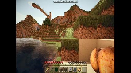 Minecraft Оцеляване еп.2