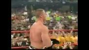 Wwe Raw 7.8.2006 John Cena Vs Viscera