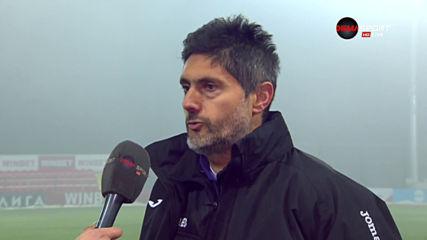 Треньорът на Етър: Лошите резултати ни тежат
