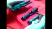 Разглобяване На Umarex Walther p22