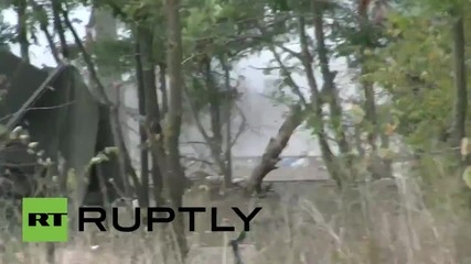 Macedonia: Police teargas migrants gathered on Greek border