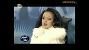 * Възмутително * Мария Връща 18 - Годишната Симона Георгиева Заради Облеклото И - Music Idol 3