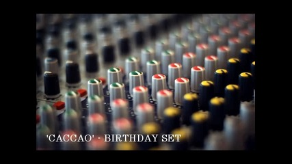 | Caccao - Birthday Set |