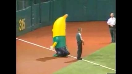 Много смешен банан