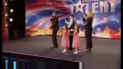 Good Evans - Britains Got Talent