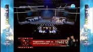 Angel Moisei - Informer Down On Me X Factor Bulgaria