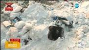 Автомобил се удари в стълб в Пловдив
