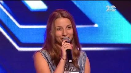 Михаела Маринова - X Factor (17.09.2014)