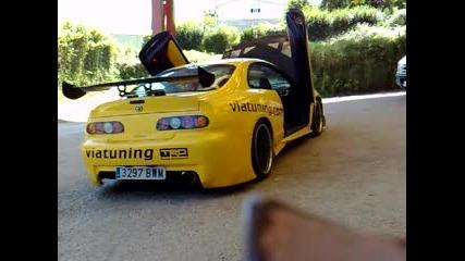 Toyota Celica Gt - Exhaust