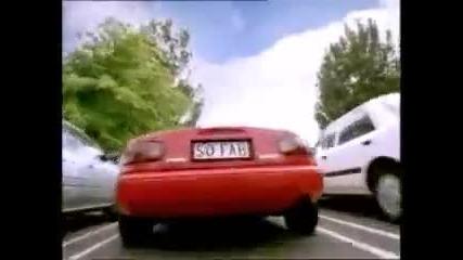 борба за паркинг място с неочакван край ;