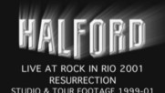 Halford - Behind The Scenes - Live Insurrection (Оfficial video)