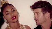 Robin Thicke - Blurred Lines ft. T. I. & Pharrell
