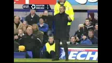 Everton - Chelsea (Drogba)