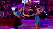 Susanna Reid & Kevin Jive- to Shake Your Tailfeather - Week 1