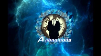 Anonymous - New Year Speech 2013