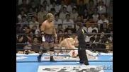 G1 CLIMAX Wataru Inoue vs. Togi Makabe 08/13/08
