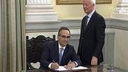 Greece: Kyrikos Mitsotakis's new conservative cabinet sworn in