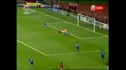 Manchester United Vs. Chelsea (champions League Final 2008)