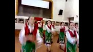 Джан Акън български фолклорен ансамбъл В Изложбата на Мевляна в Бейпазар