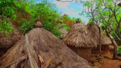 Етиопия - археологически находки в Тия (