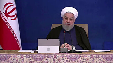 Iran: Rouhani marks UN arms embargo lift, emphasises US failure in dismantling JCPOA