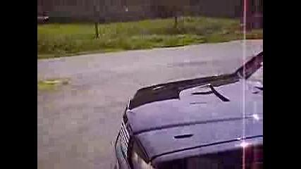 Mercedes 190 Evo Amg Black Benz