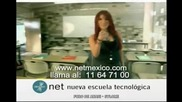 Dulce Maria - Comercial da Net Nueva Escola Tecnologica