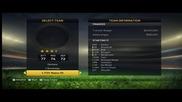 Fifa 15 - С кой отбор да почна?