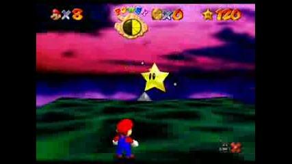 Super Mario 64:bowser In Sky