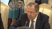 Russia: Lavrov and Serbian FM Dacic tout bilateral ties in Moscow