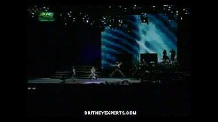 Britney Spears - Shadow Live In Portugal