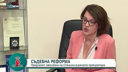 """""""Офанзива с Любо Огнянов"""": Гост е Валентина Маджарова"""