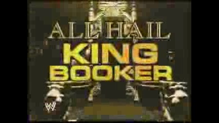 Wwe - King Booker T