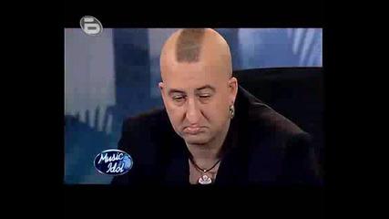 Music Idol 3 Александър Тарабунов