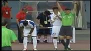 Дидие Дрогба дебютира в официален мач за Шанхай Шенхуа, асистира за изравнителният гол