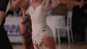 Международният турнир по спортни танци Русе 2018